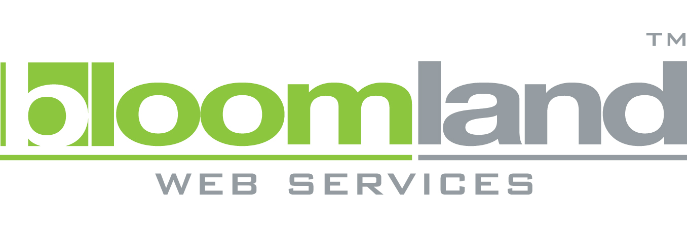 Bloomland logo - horizontal